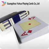 La conception personnalisée de 100 % de plastique adulte Carte à jouer au poker