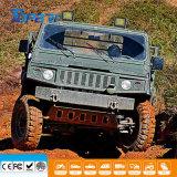 Precio de fábrica 100W 12V Negro Jeep todoterreno camión faros LED
