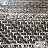 316L 10 сплетенная микронами ячеистая сеть нержавеющей стали для стрейнера