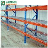 Большой емкости для тяжелого режима работы для установки в стойку со стальным стеллаж системы