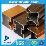 Perfil de aluminio de la venta directa de la fábrica para la puerta de la ventana