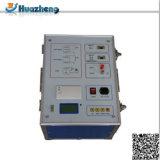 Facteur de puissance portatif d'isolation de transformateur et équipement de test de delta de Tan