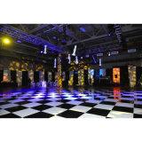 Meilleur prix plancher de danse en bois Portable plancher de danse de mariage monogramme