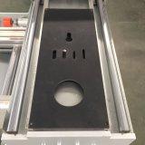 Gordijngevel Twee van het aluminium De Router van het Malen van het Exemplaar van de Hoge snelheid van de As