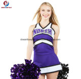 2018 Good Salt Wholesale Design Cheerleading Uniform Sexy for Women Made in Guangzhou