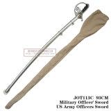 Espada militar 93cm Jot113c dos oficiais do exército dos EUA da espada de Officer da espada comandante americana