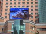 Visualización video electrónica al aire libre de P6 Digitaces que hace publicidad de la tarjeta de la muestra del LED