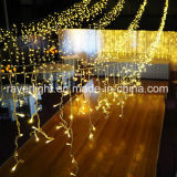 Светодиод красивых волшебная Icicle фонари для проведения свадеб оформление