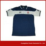 Os homens Short a camisa do trabalho do polo do Vis da luva olá! (P77)