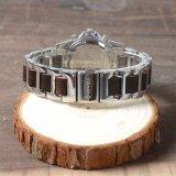 주문 로고 Men′ 남자를 위한 S 석영 시계 형식 손목 시계