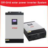 5kVA 4Kw Grade off integrado para montagem na parede com Inversor Solar MPPT Controlador Solar