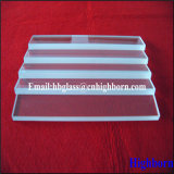 Grande cialda di vetro di quarzo del diametro di vendita calda