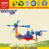 Blocos educacionais coloridos de alta qualidade de brinquedos de artes de pesca