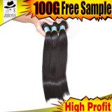 Волосы заплетения волос Ombre 100 человек, шьют в волосах Ombre Weave человеческих волос соткут