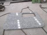 Bovenkant van Countertop&Vanity van de Keuken van het Graniet van Seaspary de Witte