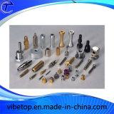 良質の高精度の黄銅CNCの機械化