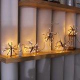 Indicatore luminoso d'attaccatura di vendita caldo della stringa della sfera di esplosione per la decorazione