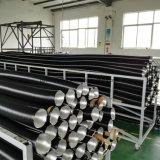 Alumínio em PVC preto de borracha Pré-Aquecedor de Admissão de Ar