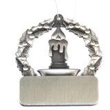 Medalhistas de prata feitos sob encomenda personalizados dos produtos novos projeto especial