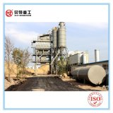China 80t lote planta mezcladora de asfalto de servicio en el extranjero