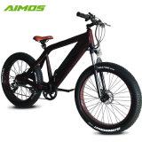 La grasa de alta velocidad eléctrico neumático de bicicleta de montaña barata Bicicleta eléctrica