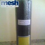 На заводе ISO высокого качества оцинкованной сварной проволочной сетки на продажу