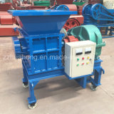 Los pequeños de plástico duro de PP, PE trituradora, Trituradora de residuos de plástico Máquina con aprobación CE