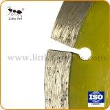 190mm Diamond Hoja de sierra circular por piedras Granie