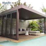 Revêtement de toit personnalisé de balcon de Pergola de jardin