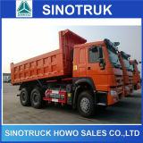 Van het Diesel van de Vrachtwagen HOWO van Cnhtc de ChineesVrachtwagen van de Kipper Volume van het 25ton- Zand