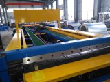Machine de fabrication de tuyaux de ventilation / ventilation à conduit d'air pour la fabrication de conduits CVC