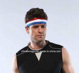 Держатель футбола держателя полиэфира Headware Bandana держателя хлопка связанный Sweat