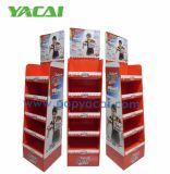 Pop Vertoning die van uitstekende kwaliteit van het Karton Kartonnen KleinhandelsVertoning OEM/ODM bevindt zich