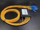 고수익 손실을%s Gpon 원거리 통신 PLC 1X16 쪼개는 도구,