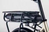 E-Bici barata de la mujer del estilo modelo clásico de Europa con el sistema de mecanismo impulsor elegante de Veloup