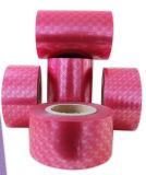 Laminados flexibles punteados diamante del poliester de la resistencia de la llama de Ddm