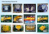 Приспособление для проверки для автомобильной промышленности для пластмассовых деталей с высоким качеством и точностью