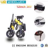 CER neue 12 Zoll-Form, die elektrisches Fahrrad faltet