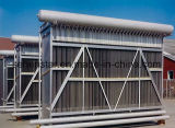 Chapa de Aço Inoxidável de almofadas a placa de proteção ambiental Industrial do permutador de calor
