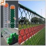 PVCによって塗られるダイヤモンドの塀または金網の塀