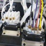 옷 자동적인 A4 A3 A2 DTG 인쇄 기계에 직접 8개의 색깔 잉크 제트 유형