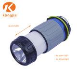 Indicatore luminoso di campeggio del LED della torcia dell'indicatore luminoso della miniera di alluminio ricaricabile Emergency di alto potere