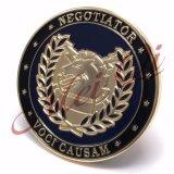 Placage or Médaille militaire personnalisés pour cadeaux promotionnels