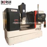 MessingaluminiumEdelstahl vertikale CNC-Fräsmaschine Xh7124 für Verkauf