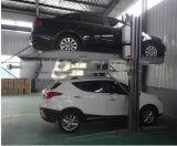 Подъем стоянкы автомобилей автомобиля столба надувательства 4 фабрики горячий с платформой