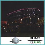 DMX управления 4W RGBW света в светодиодном модуле