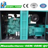 Potere silenzioso Genset elettrico con potere principale diesel del Cummins Engine 313kVA