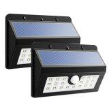 防水太陽動力を与えられた動きセンサー屋外の太陽ライト