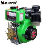Começo do Recoil do motor Diesel com eixo da ranhura (HR170FB)