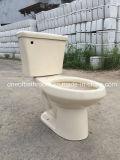 목욕탕 (CL-035)를 위한 뼈 색깔 2 조각 화장실